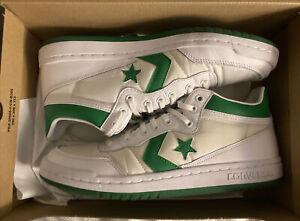 Converse Fastbreak Pro Mid Emerald Green Gum White Men's Size 7.5 Womens 9