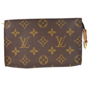 Louis Vuitton Cubo Pm Bolso Incluido Pouch Bolso Monograma Lona VI0020 91731