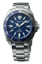 Seiko Blue Samurai 200M Diver's Men's Watch