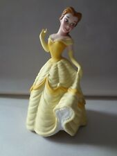 Disney Princess Beauty and the Beast Belle Ball Gown Ceramic Figurine