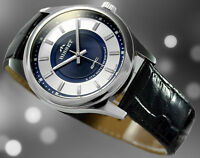 BISSET BSCC41 EPIC BLUE SWISS MADE Herrenuhr Armbanduhr