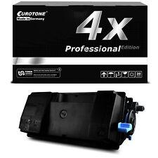4x Eurotone PRO Toner ersetzt Kyocera TK-3130 TK3130 TK 3130