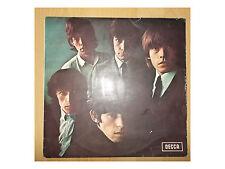 "The Rolling Stones - No. 2 - LP Mono BLK 16325-P German Decca  ""blind man"" text"