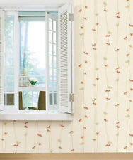 Wavy Flowers Look Contact Paper Self Adhesive Vinyl Wallpapers Home Depot Sheet