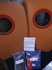 Wurfspiel Bean Bag Toss Outdoor Game Familienspiel Geschicklichkeitsspiel