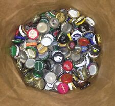 Slightly Bent  BEER BOTTLE CAPS!! MIXED LOT OF 50, Grab Bag