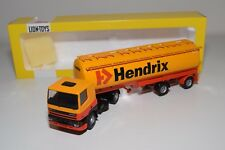 ± LION CAR DAF 85 TRUCK WITH TRAILER BULK SILO HENDRIX NMINT BOXED