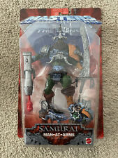 He Man MOTU 200x Samurai Man At Arms He Man VHTF!