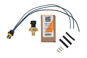 Zibbix EBP Exhaust Back Pressure Sensor + Pigtail for 94-04 7.3L 6.0L