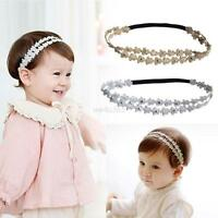 Newborn Toddler Kids Baby Girls  Headband Toddler Hair Band Accessories Headwear