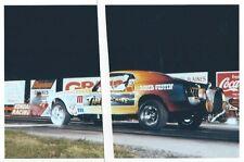 "Vintage  NHRA Drag Racing-""TiME MACHINE""-Roger Gustin's Rocket Powered Mustang"