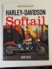 HARLEY-DAVIDSON SOFTAIL COLOR HISTORY BOOK GREG FIELD BRAND NEW IN PLASTIC WRAP