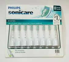 Philips Sonicare Toothbrush e Series Classic Replacement Brush Heads 8pk