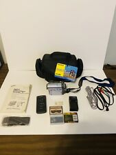Sony Dcr-Trv22 Video Camera w/ Accessories - Carl Zeiss Lens