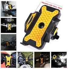 1x Motorcycle Handbar IPhone SAMSUNG BlackBerry HTC Moto Phone Holder For Suzuki