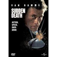 SUDDEN DEATH -  DVD NEUF JEAN-CLAUDE VAN DAMME,POWERS BOOTHE,RAYMOND J.BAR