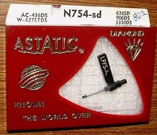 STEREO Record NEEDLE for Varco Vaco LPS-D NTO-9DS TN02H, 862-DS73  636SD N754-sd