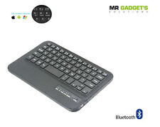 Wireless Bluetooth (QWERTY) Keyboard for Samsung Tabs, iPads & Kindle Tablets