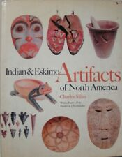 INDIAN & ESKIMO ARTIFACTS OF NORTH AMERICA - CHARLES MILES
