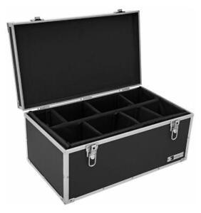 Roadinger Universal-Koffer-Case TDV-1 Flightcase Transport Case Polster Schutz
