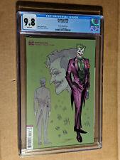 Batman #95 1st print 1:25 Jimenez Joker Profile Variant CGC 9.8 NM+/M