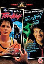 Teen Wolf/teen Wolf Too 5050070021745 With Jason Bateman DVD Region 2