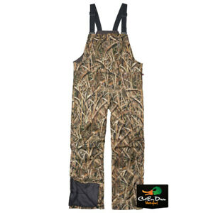 NEW BROWNING WICKED WING INSULATED BIBS - MOSSY OAK SHADOW GRASS BLADES CAMO -