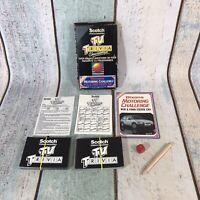 Vintage Scotch Video Cassettes TV Trivia Challenge Quiz Game Advertising 1980s