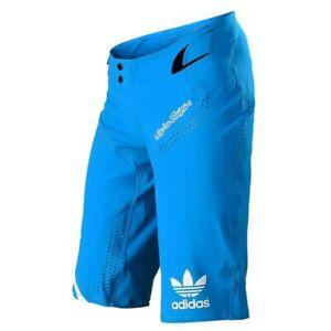 Troy Lee DesignsUltra Short Adidas Ltd Edition Ocean Blue MX DH MTB ENDURO Rare