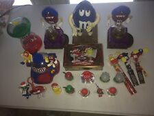 Collection of M&M Collectors Items
