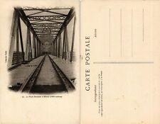 CPA INDO-CHINE VIETNAM Le Pont Doumer á Hanoi (427627)