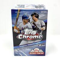 2020 Topps Chrome MLB Baseball Hanger Box QTY Available - Robert? Arozarena?