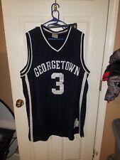 Georgetown Hoyas Allen Iverson Mens size 3xl Throwback Jersey