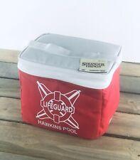 Stranger Things 3 Netflix Hawkins Pool Lifeguard Cooler / Lunch Box - Cool!