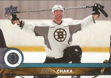 Zdeno Chara #18 - 2017-18 Series 1 - Base
