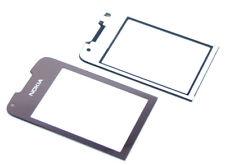 Nokia 8800 Arte Sapphire Aussenglas LCD Display Front Glas Scheibe mit Kleber