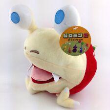 "Nintendo Game Pikmin Enemies Red Bulborb Chappy Plush Stuffed Animal Toy New 10"""