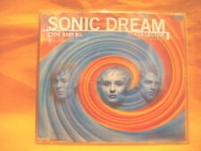 MAXI Single CD SONIC DREAM COLLECTIVE Oh Baby All 4TR 1995 house europop