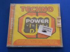 Techno power vol. 2  - CD  SIGILLATO