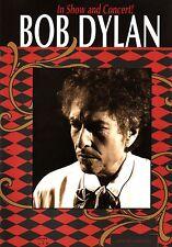 BOB DYLAN 2007 NEVERENDING TOUR CONCERT PROGRAM BOOK / NMT 2 MINT