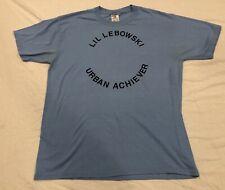 The Big Lebowski Movie Vintage T Shirt Size L Lil' Urban Achievers