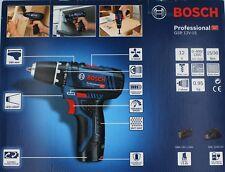 Akku-Bohrschrauber Bosch Professional GSR 12 V-15 UVP des Herstellers 160,65 €