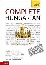 Complete Hungarian Beginner To Inte  (UK IMPORT)  BOOK NEW