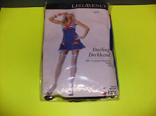 LEG AVENUE DARLING DECKHAND SAILOR WOMEN HALLOWEEN COSTUME SMALL