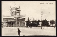 cartolina BRESCIA porta stazione
