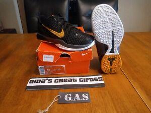 2010 Nike Kobe VI 6 GS Del Sol Sz 6Y WMNS 7.5 429913 001 Grinch Barcelona Prelud