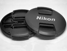 LC77 Premium Centre Pinch Front Lens Cap for NIKON 77mm filter thread UK STOCK