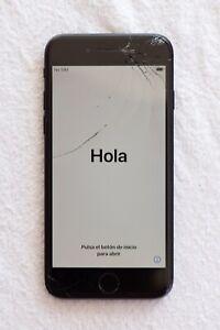 Apple iPhone 7 - 128GB - Black (Unlocked) A1778 (GSM) (AU Stock)