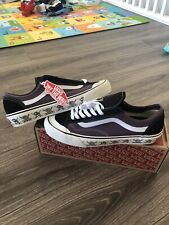 Rare NEW VANS STYLE 36 DECON SF  Skulls Mens SIZE 12
