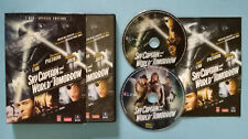 DVD Film Ita Fantascienza SKY CAPTAIN AND THE WORLD OF TOMORROW no vhs cd lp(T3)